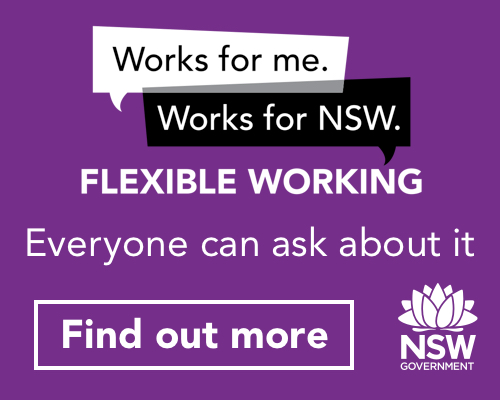 Flexible Working NSW Government